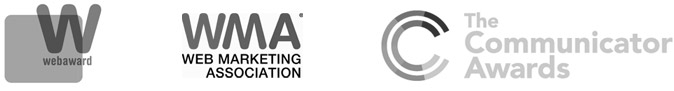 Web Awards Winner digital agency
